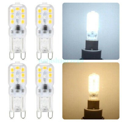 AU15.66 • Buy G9 LED 3W Dimmable Capsule Bulb Replace Halogen Light Lamps AC220-240V Cool/Warm