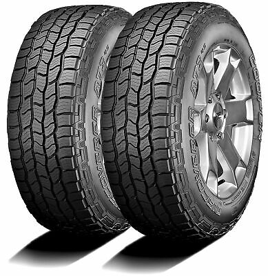 $275.99 • Buy 2 Tires Cooper Discoverer AT3 4S 235/75R15 109T XL A/T All Terrain