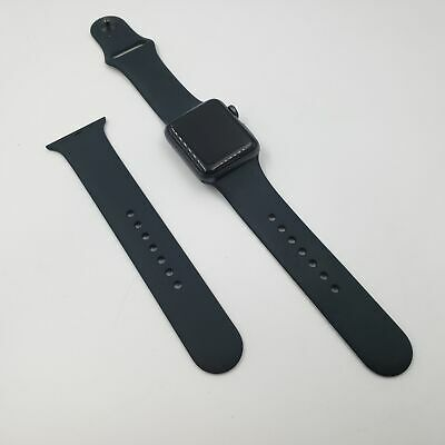 $ CDN1.25 • Buy Apple Watch Series 3 MTF02CL/A 38mm Space Gray
