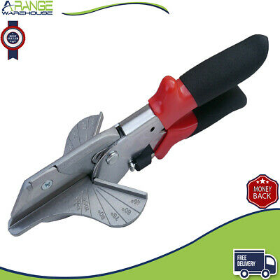 £9.99 • Buy Double Glazing Tool Mitre Shears SK5 Multi Angle Anvil Cutter For Gasket & Trim