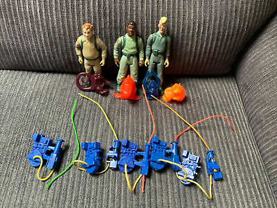 AU0.02 • Buy The Real Ghostbusters Kenner Original 1984 Proton Pack Ghosts Egon Ray Winston