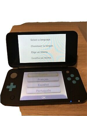 AU199.88 • Buy New Nintendo 2DS XL (Used Great Condition) Black/Turquoise W Charger, Stylus, SD