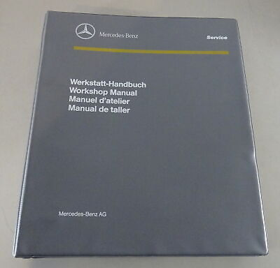 $ CDN598.73 • Buy Workshop Manual Mercedes G-Wagon W460 240 GD / 300 GD Shoe Vehicle 4x4