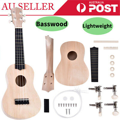 AU15.39 • Buy Beginner Classical Ukulele 4 String Educational Musical Instrument Toy Kids Gift