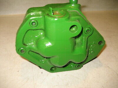 $180 • Buy John Deere Tractor Model M Excellent Used Two Piece Hydraulic Pump
