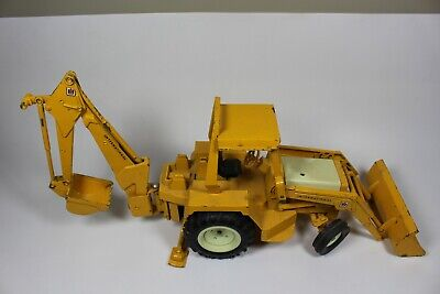AU96.53 • Buy Ertl 19  Diecast International Front End Loader/backhoe