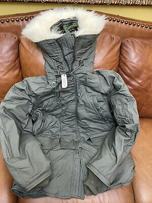 $ CDN247.71 • Buy US. Military Issue  Extreme Cold Weather N-3B Parka Jacket Coat Size SMALL,New