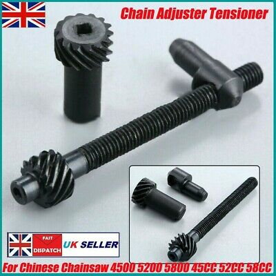 £5.88 • Buy Chain Adjuster Tensioner Bolt For Chinese Chainsaw 4500, 5200, 5800 Series Sale