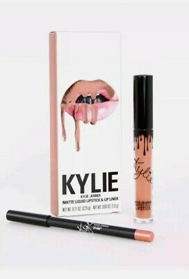 AU23.50 • Buy Kylie Jenner EXPOSED Matte Liquid And Lip Liner