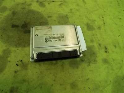 $169.99 • Buy 99 00 01 Bmw 740il Engine Ecm Elec Cont Unit Ecu 782177
