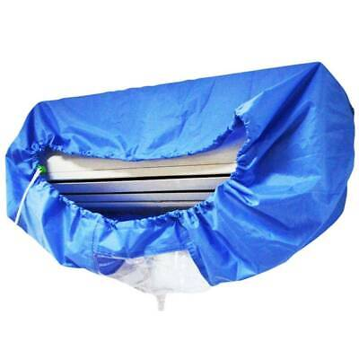 AU21.53 • Buy Air Conditioner Waterproof Cleaning Cover Dust Washing Clean Protectors Bags