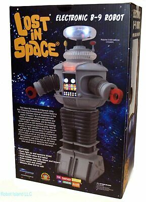 $ CDN99.07 • Buy LOST IN SPACE B9 10inch ELECTRONIC ROBOT DIAMOND SELECT