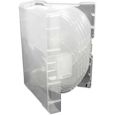 £8.99 • Buy 18 Disc Clear Megapack DVD 64mm [18 Discs] New Empty Replacement Amaray Case