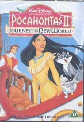 £5.39 • Buy Pocahontas 2 - Journey To A New World - Sealed NEW DVD