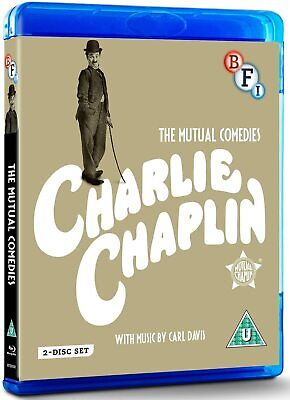 £12.99 • Buy **Charlie Chaplin: The Mutual Films Collection - BFI Blu Ray NEW & SEALED