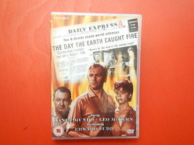 £4.99 • Buy The Day The Earth Caught Fire. Guest. British Film. 1961/2009.dvd