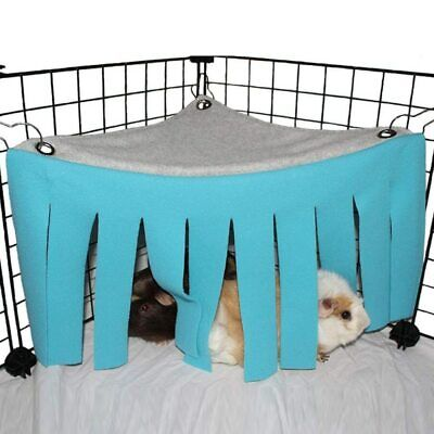 £3.51 • Buy Soft Guinea Pig Nest Bed Small Pets Animal Mice Rat Hamster Product Accessories