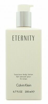 £21.77 • Buy Calvin Klein Eternity Body Lotion - Women's For Her. New. Free Shipping