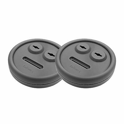 $ CDN8.37 • Buy 2 Pack Thermometer And Probe Grommet For BBQ Grills, Compatible With Weber