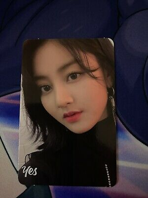 $ CDN6 • Buy Twice YES Or YES 6th Mini Album Jihyo Official Photocard