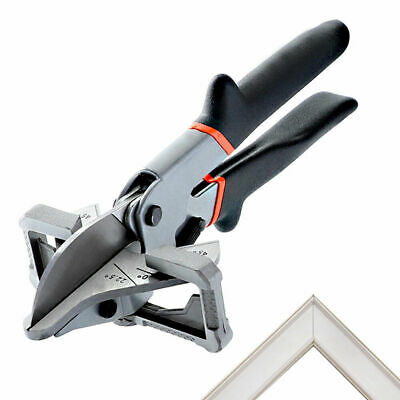 £16.21 • Buy Adaptable Angle Miter PVC Trunking Tube Gasket Shear Trim Cutter Slicers Tool UK