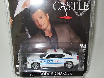 £14.90 • Buy Greenlight (1:64) 2006 Dodge Charger, Nypd, New York Police, Castle T.v. Series