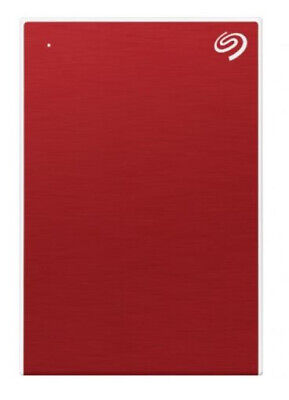 £64.50 • Buy Seagate One Touch External Hard Drive 1000 GB Red - 0763649149805