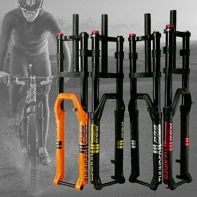 £142.99 • Buy Double Dual Crown Downhill Front Fork MTB Mountain Bike Air Axle 27.5 29 15mm