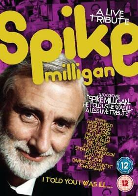 £2.62 • Buy Spike Milligan - I Told You I Was Ill DVD (2007) Spike Milligan New