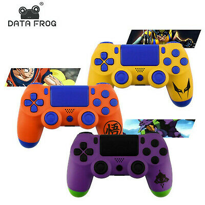 AU21.52 • Buy Dragon Ball Protective Replacement Shell Case Cover For PS4 Controller Gamepad