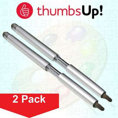£5.50 • Buy 2 X ThumbsUp 2in1 Digital Stylus & Capacitive Paintbrush For Smartphones/Tablets