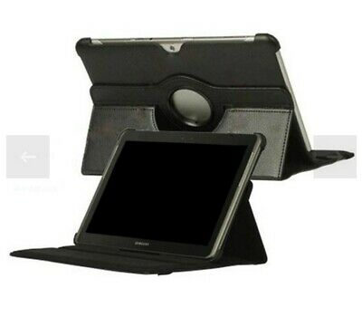 £9.99 • Buy 360 Black Rotate Leather Stand Case Cover For Samsung Galaxy Tab 2 10.1  P5100
