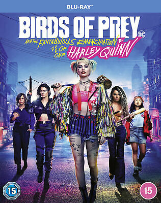 £7.99 • Buy Birds Of Prey - And The Fantabulous Emancipation Of One... (2020) [15] Blu-ray