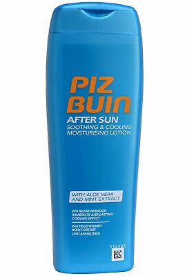 £9.99 • Buy Piz Buin After Sun Moisturising Lotion Soothing And Cooling With Aloe Vera 200ml
