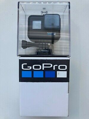 AU195 • Buy GoPro Hero6 Black 4K LCD Touch Screen Action Camera And Accessories