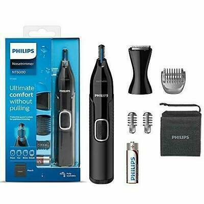 AU35.76 • Buy Philips Nose Hair Trimmer Series 5000 Nose Ear And Eyebrow Trimmer With Detail