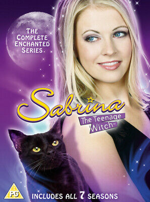 £34.99 • Buy Sabrina The Teenage Witch: The Complete Series (2003) [PG] 24 Disc DVD Box Set