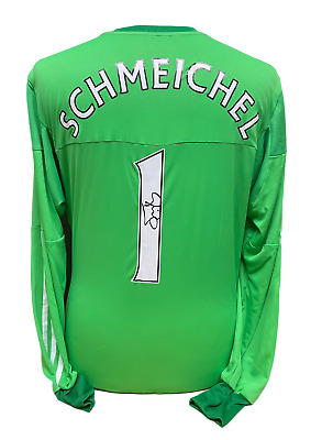 £199.99 • Buy Peter Schmeichel Signed Manchester United Goalkeeper With Shirt & Proof