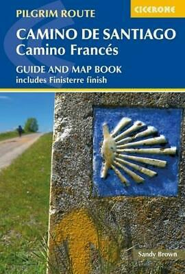 £13.08 • Buy Camino De Santiago - Camino Frances By Sandy Brown (author)