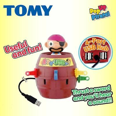£1.25 • Buy Compact Pop Up Pirate Game W/ ELECTRONIC SOUND EFFECTS Fun Family Childrens Toy