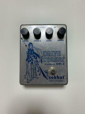 $ CDN130.66 • Buy Sobbat DB-2 Drive Breaker Overdrive Guitar Effect Pedal With Box