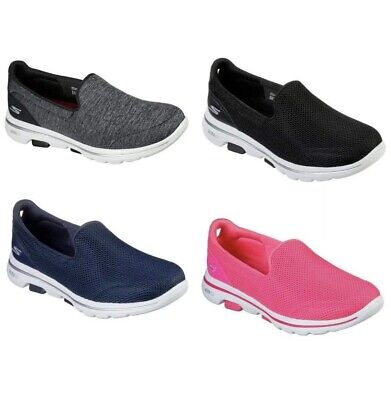 £44.99 • Buy New Skechers - Sketchers GOwalk 5 Honor Women's Shoes In 4 Colours And 7 Sizes