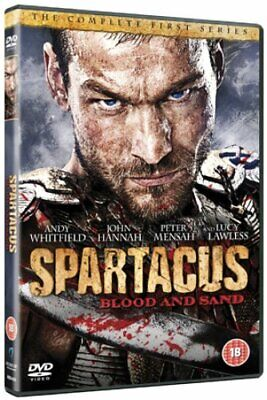 Spartacus: Blood And Sand - Series 1 - Brand NEW DVD - Andy Whitfield • 4.99£