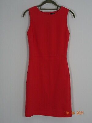 AU6.28 • Buy GANT Red Tailored Cotton Dress Size 10