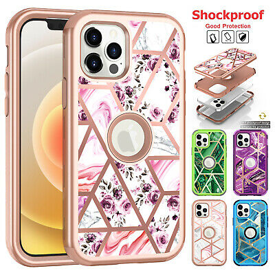 AU12.19 • Buy For IPhone 12 Pro Max 11 XS XR 8 7 SE2 6s Plus Shockproof Hybrid Back Case Cover