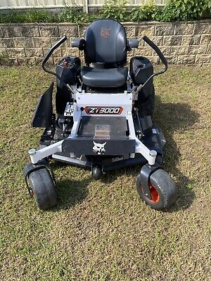 AU11000 • Buy Bobcat Commercial Use Ride On Mower And Catch Pro Grass Catcher