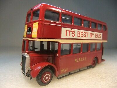 £12.95 • Buy 1:76 EFE 20002 Leyland PD2/12 Orion - Ribble - L15 Thornton - VGC Tired Box