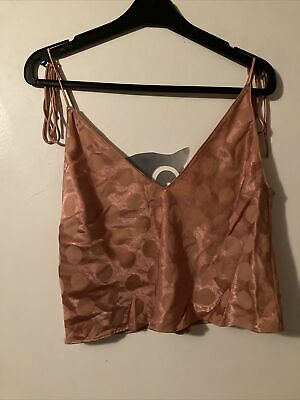 Victoria Secret Crop Camisol Top Size S • 0.99£