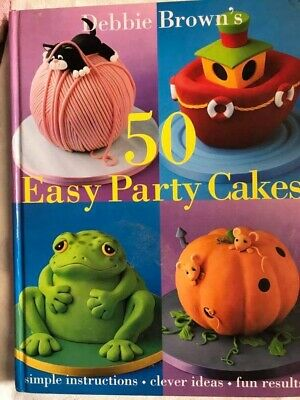 Cake  Decorating Book • 1.50£