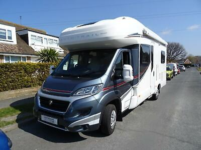 £43995 • Buy Auto Trail Imala 715 4 Berth Fixed Bed Motorhome For Sale
